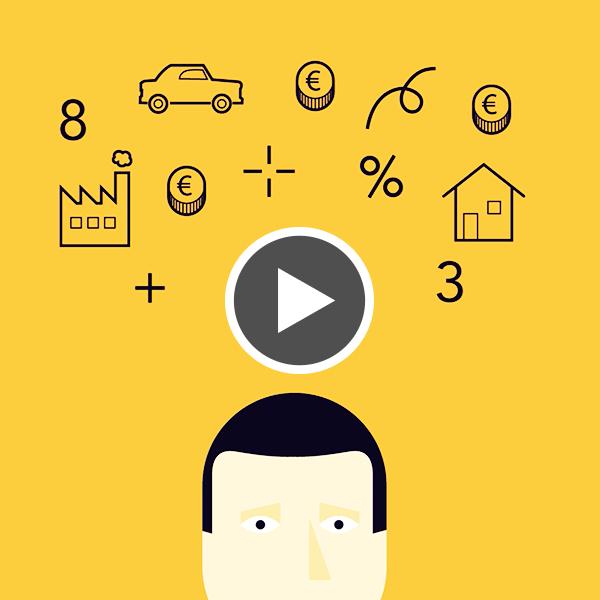 Infografica Animata Campagna commercialisti