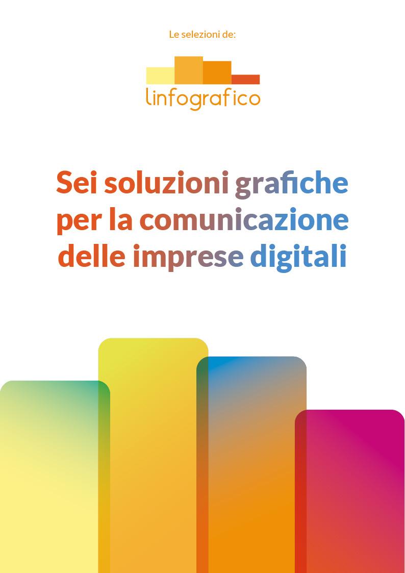 Copertina dell'e-book sei soluzioni grafiche per l'impresa digitale